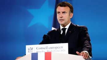 A francia elnök szerint Oroszország és Belarusz ellen már nem elég a szankció