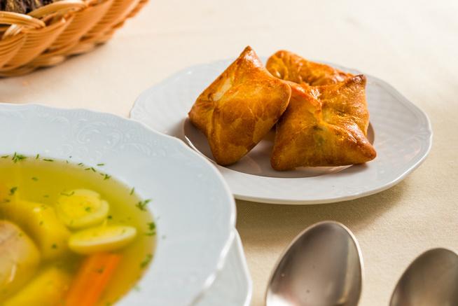 Kisebb falatokban vendégváróként, nagyobb adagokban vacsorára lesz tökéletes.