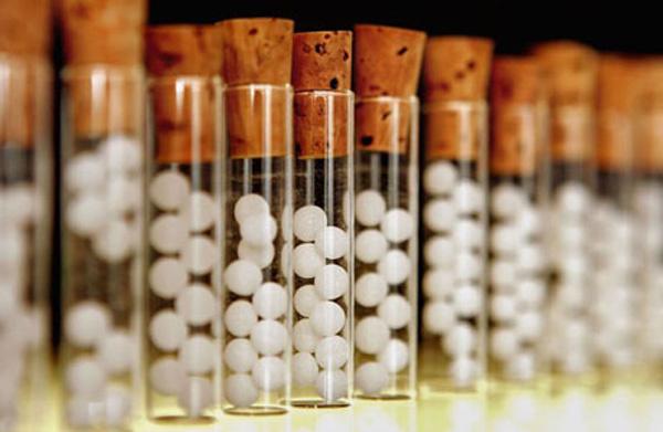 Homeopátiás szerek