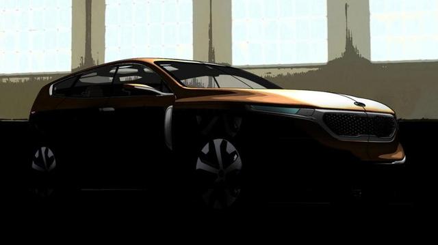 Kia Crossover GT