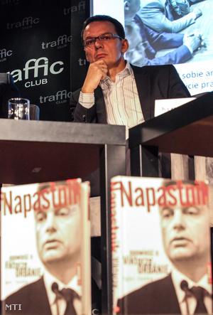 Igor Janke szerző és a könyv