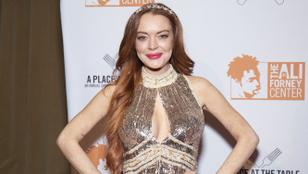 Lindsay Lohan karácsonyi romantikus filmmel próbál meg visszatérni