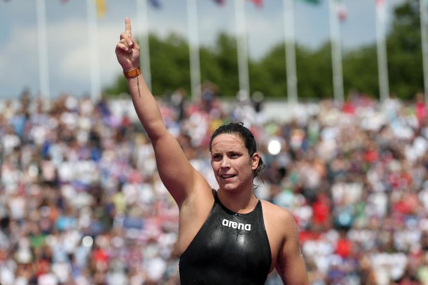 Risztov Éva 2012-ben a londoni olimpián.