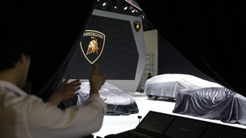 Nem eladó a Lamborghini