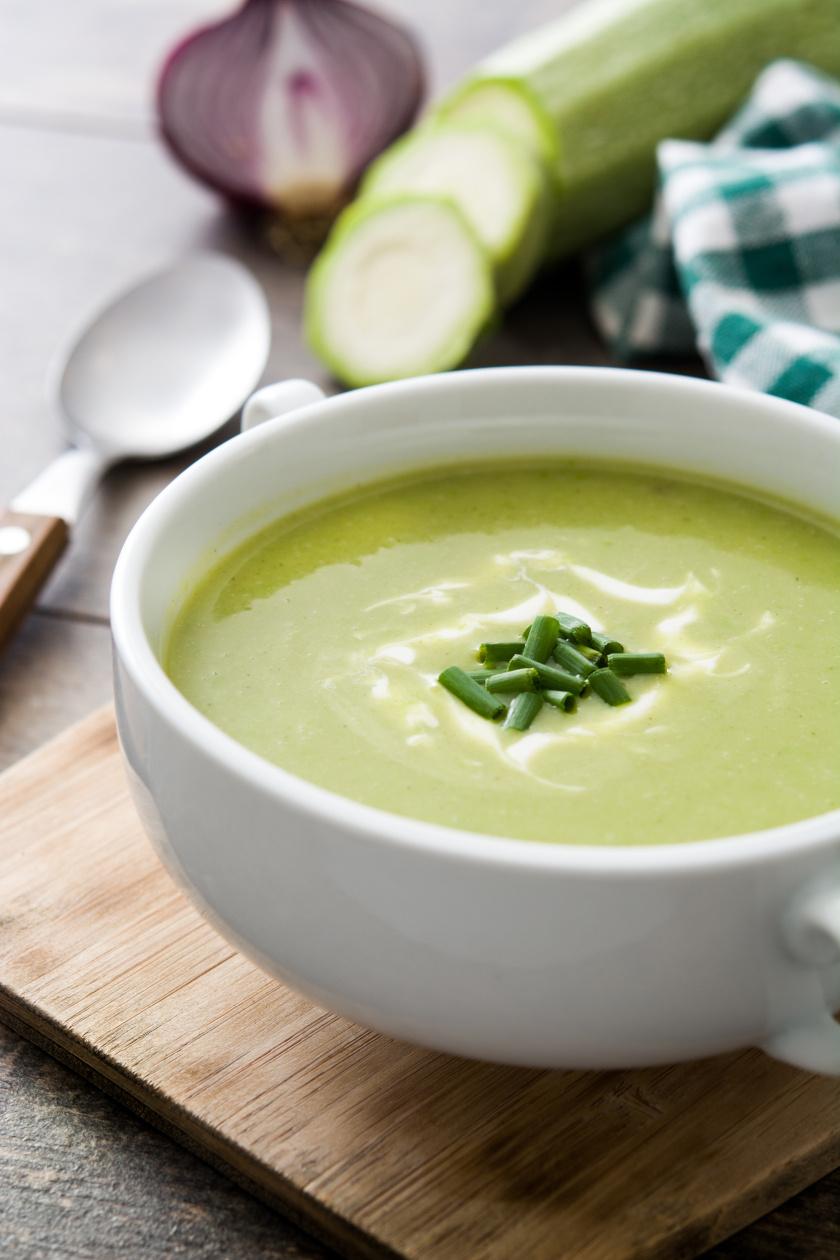 cukkini leves álló ok