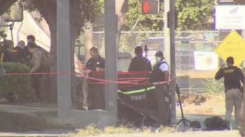 Lövöldöztek San Joséban egy vasúti pályaudvaron, nyolcan meghaltak