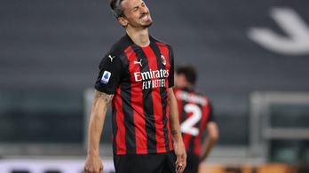 """Zlatan Ibrahimovic """"megúszta"""" 17,5 milliós büntetéssel"""
