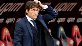 Antonio Conte a bajnoki cím után távozik az Intertől