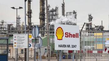 Bíróság kötelezte a Shellt, hogy drasztikusan csökkentse a szén-dioxid-kibocsátását