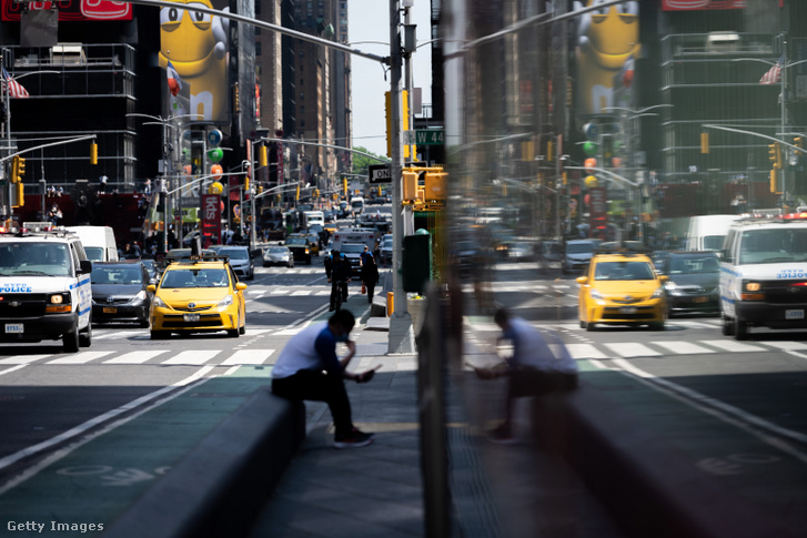 New York Állam lakossága is fogy