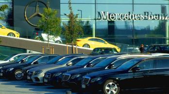 A Mercedes csaknem 14 milliárdot fizet ki osztalékként