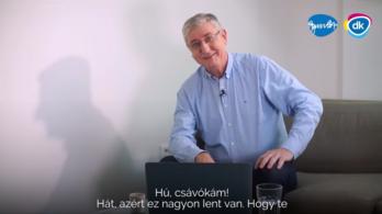Gyurcsány videóban üzente Orbánnak, hogy félrevisz a puskája