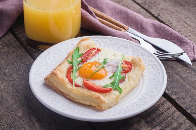 Pluszzöldséggel, sajttal és sonkával teheted még izgalmasabbá.