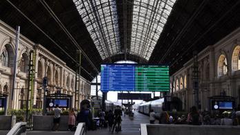 Júniustól újraindul a nemzetközi vonatközlekedés