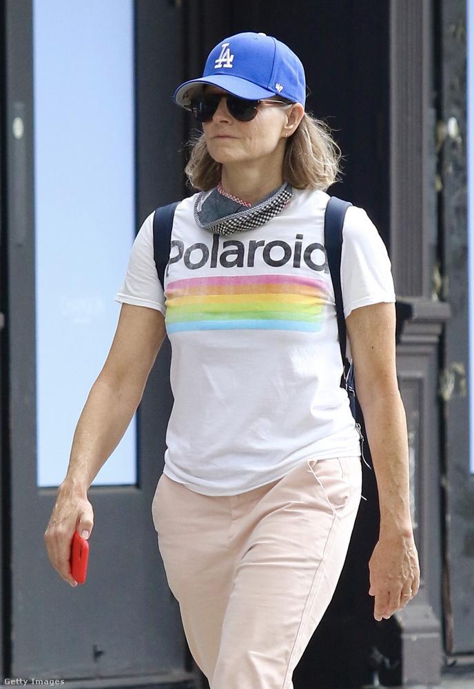 Jodie Foster filmsztár létére meglehetősen visszahúzódó életet él - igaz, ez pályája legeleje óta így van
