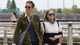 Jodie Fostert véletlenül kétszer is elcsípte a paparazzi