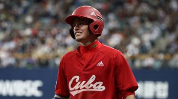 Megérkezett Floridába, azonnal disszidált a kubai baseballozó