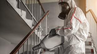 Így takarítják ki bűncselekmények helyszínét és extrémkoszos lakásokat
