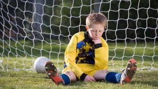 Elmondjam a gyerekemnek, ha béna abban a sportban, amit szeret?