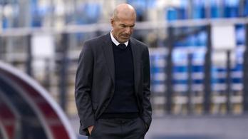 A Real Madrid bejelentette, Zidane távozik a klubtól