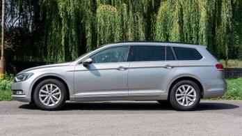 Megszűnik a négyajtós VW Passat?