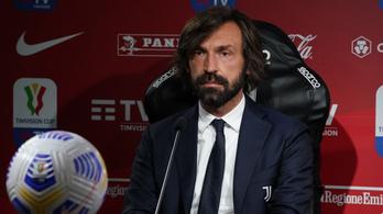 A Juventus kirúgja Pirlót, megvan az utódja is