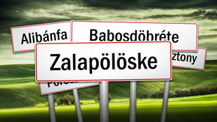 Babosdöbréte, Zalapölöske, Alibánfa – fiktív vagy létező települések? Kvíz!