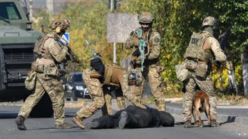 Kárpátalján tart terrorellenes gyakorlatot az SZBU