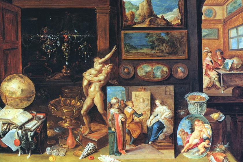 A 16. századi rejtélyes szobákban különleges tárgyakat gyűjtöttek: a kuriózumok tára büszkeség volt tulajdonosának
