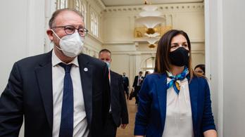 Varga Judit: Az ET Parlamenti Közgyűlésének elnöke támogatja a magyar elnökség programját