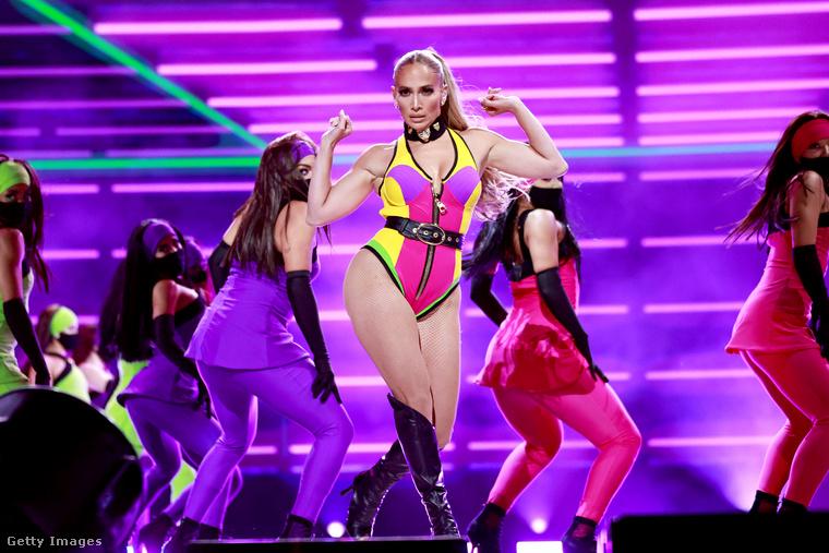 Jennifer Lopez lépett fel így a Global Citizen legutóbbi jótékonysági estjén