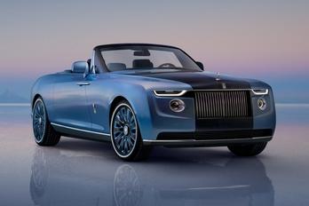 Valószínűleg ez a világ legdrágább új autója