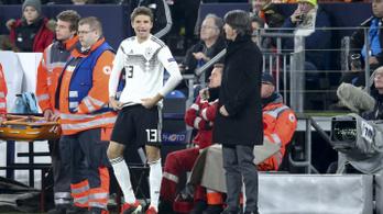 Löw számára nem volt kínos Müller és Hummels reaktiválása