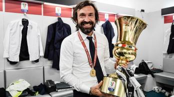 Hivatalosan is véget ért a Pirlo-éra a Juventusnál