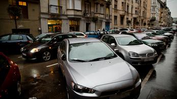 Parkolás: hamarosan lejár a tavalyi engedélyek érvényessége