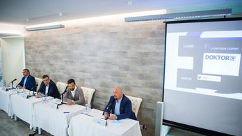 Új országos egészségügyi hálózat épül Magyarországon