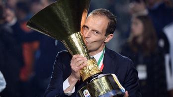 Hivatalos: máris megvan a Juventus új edzője