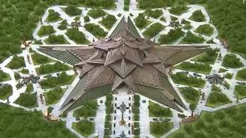 A Louvre-nál kétszer nagyobb lesz az orosz hadsereg múzeuma