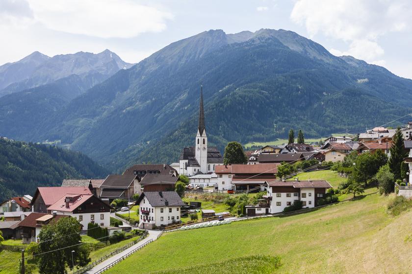 Jerzens, Tirol.