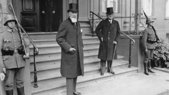 Apponyi Albert, a Nobel-díjra jelölt trianoni főtárgyaló