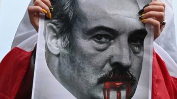 Jönnek az amerikai szankciók, a belarusz elnök már világháborúval fenyeget