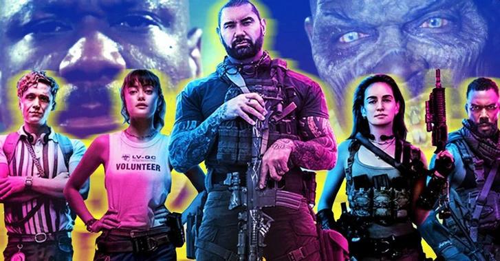 A halottak hadserege (Forrás: Netflix)
