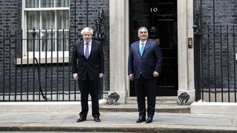 Brüsszel-ellenes szövetségre lépett Johnson és Orbán?