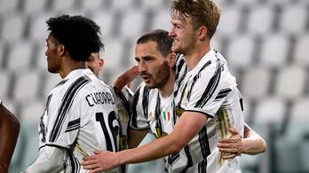 Oltásellenes botrányba keveredett a Juventus sztárja