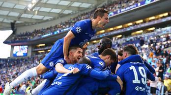 Guardiola megint túltaktikázta, a Chelsea nyerte a Bajnokok Ligáját
