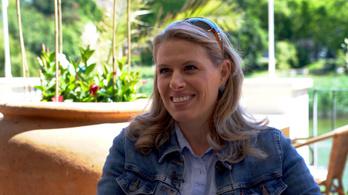 Oroszlán Szonja: Gyerekként volt otthon saját hullámvasutam