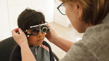 Egy életet tehet rossz vágányra a kezeletlen gyerekkori látásprobléma
