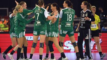 Kiütéses Győr-siker és Görbicz-rekord a BL bronzmeccsén