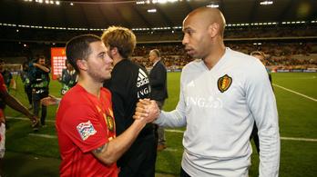 Thierry Henry visszatér