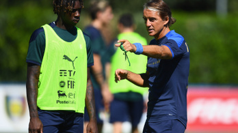 Roberto Mancini hazaküldte az olasz keretből a PSG sztárját